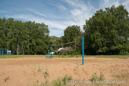 ФОТОРЕПОРТАЖ: Серебряный бор - пляж №3.
