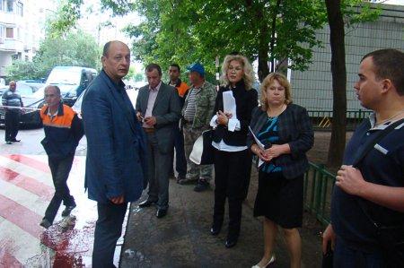В управе Крылатского прошла плановая тренировка в области гражданской обороны